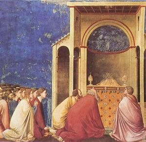 Reproduction oil paintings - Giotto Di Bondone - Scrovegni 11