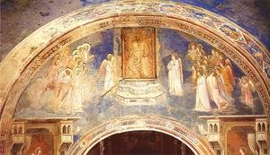 Reproduction oil paintings - Giotto Di Bondone - Scrovegni 14