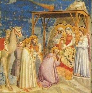 Reproduction oil paintings - Giotto Di Bondone - Scrovegni 19