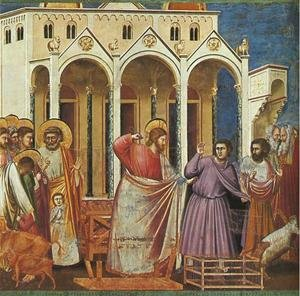 Reproduction oil paintings - Giotto Di Bondone - Scrovegni 28