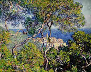 Famous paintings of Landscapes: Bordighera 1
