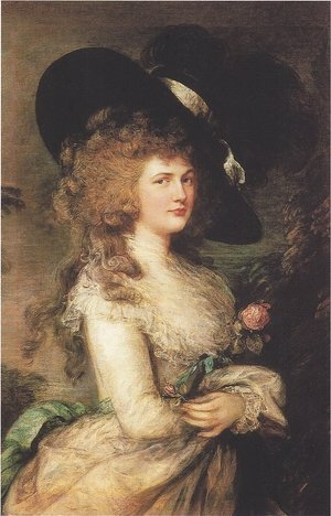 Lady Georgiana Cavendish, Duchess of Devonshire