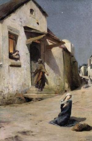 The Arrival at Bethlehem 1897