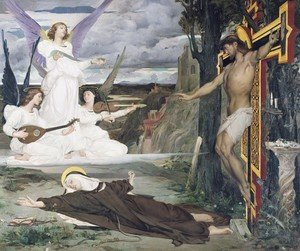 The Vision Legend of the 14th Century 1872