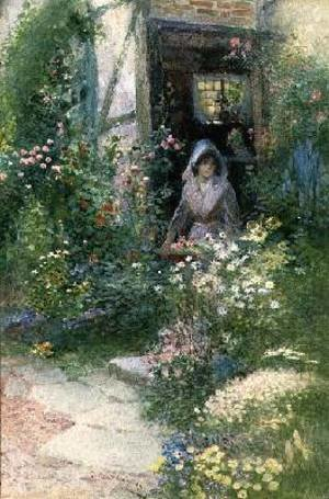 Thomas Mackay reproductions - By the Cottage Door