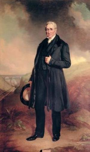 Reproduction oil paintings - John Seymour Lucas - George Stephenson