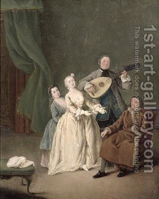 Huge version of The Family Concert 1750
