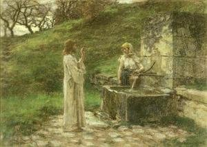 The Samaritan at the Well