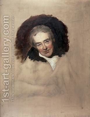 Portrait of William Wilberforce 1759-1833 2 by (after) Lawrence, Sir Thomas - Reproduction Oil Painting