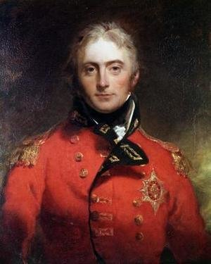 Reproduction oil paintings - Sir Thomas Lawrence - Lieutenant General Sir John Moore KB 1761-1809