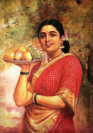 The Maharashtrian Lady