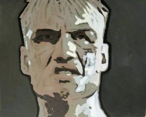 Reproduction oil paintings - Pop Art - Dolph Lundgren