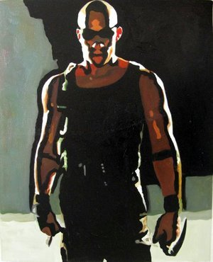 Reproduction oil paintings - Pop Art - Vin Diesel