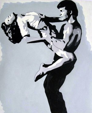 Reproduction oil paintings - Pop Art - Dirty Dancing
