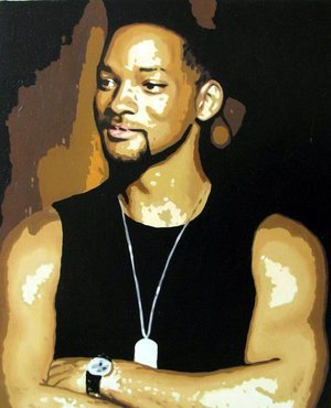 Reproduction oil paintings - Pop Art - Will Smith