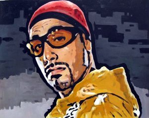 Reproduction oil paintings - Pop Art - Ali G