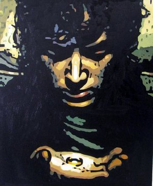 Reproduction oil paintings - Pop Art - Lord of the Rings - Frodo