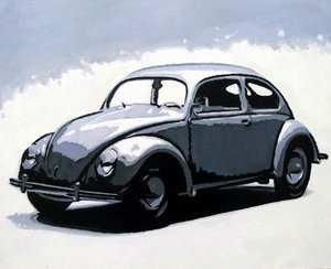 Reproduction oil paintings - Pop Art - Herbie
