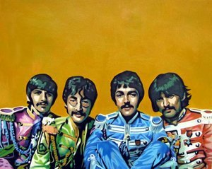 Reproduction oil paintings - Pop Art - Beatles