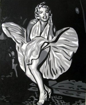 Reproduction oil paintings - Pop Art - Marilyn Monroe