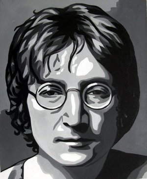 Reproduction oil paintings - Pop Art - John Lennon