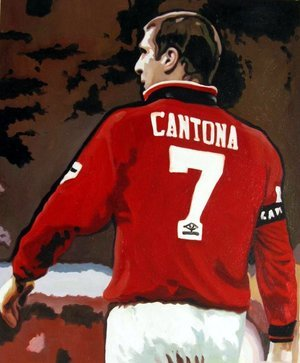 Reproduction oil paintings - Pop Art - Cantona