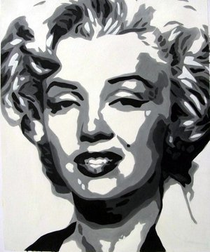 Reproduction oil paintings - Pop Art - Marilyn Monroe 2