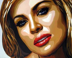 Reproduction oil paintings - Pop Art - Linda Gray