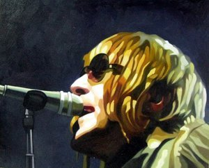 Reproduction oil paintings - Pop Art - John Lennon 2