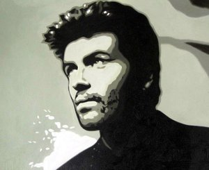 Reproduction oil paintings - Pop Art - George Michael