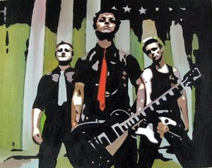 Reproduction oil paintings - Pop Art - Green Day