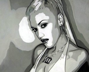 Reproduction oil paintings - Pop Art - Gwen Stefani
