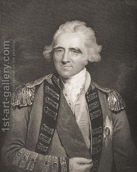 Sir Ralph Abercromby by (after) Hoppner, John - Reproduction Oil Painting