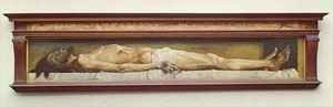 Mannerism painting reproductions: The Dead Christ