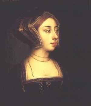 Mannerism painting reproductions: Anne Boleyn 1507-36 2