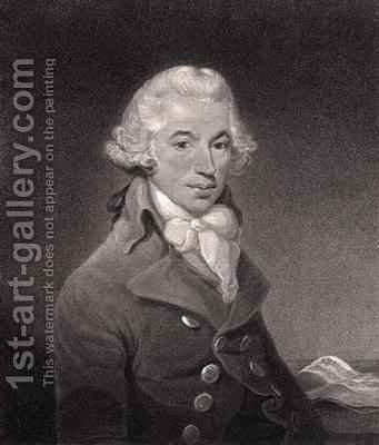 Portrait of Ignace Pleyel 1757-1831 by (after) Hardy, Thomas - Reproduction Oil Painting