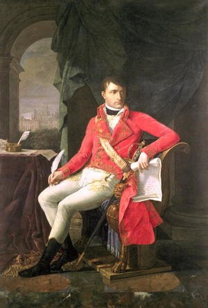 Napoleon 1769-1821 as First Consul