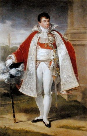 Geraud Christophe Michel Duroc 1772-1813 Duke of Frioul