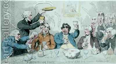Huge version of A Birmingham Toast as given on the 14th July by the Revolution Society