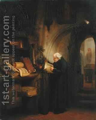 The Vestry by Jacob Gensler - Reproduction Oil Painting