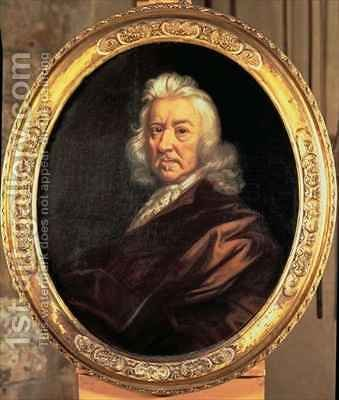 Thomas Hobbes by Isaac Fuller - Reproduction Oil Painting