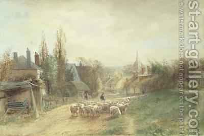 Billingshurst by Henry Charles Fox - Reproduction Oil Painting