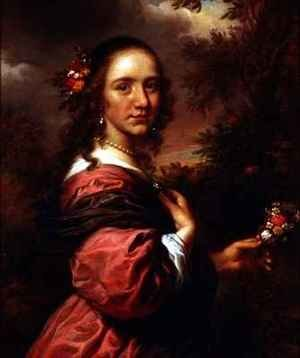 Reproduction oil paintings - Govert Teunisz. Flinck - Portrait of a lady