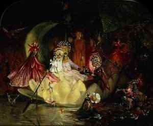 Fairies Paintings by Famous Artists - Page 6 | 1st Art Gallery