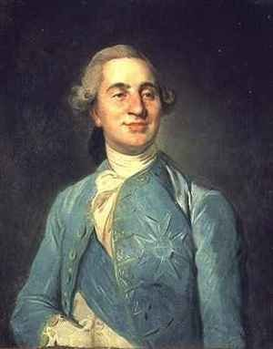 Reproduction oil paintings - Joseph Siffrein Duplessis - Portrait of Louis XVI 1754-93