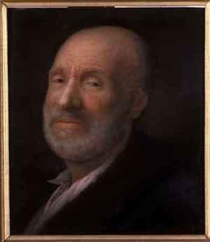 8d68830c325df Reproduction oil paintings - Balthasar Denner - Portrait of an old man