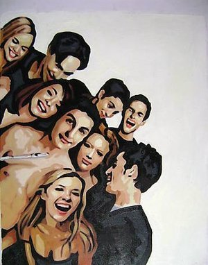 Reproduction oil paintings - Pop Art - American Pie