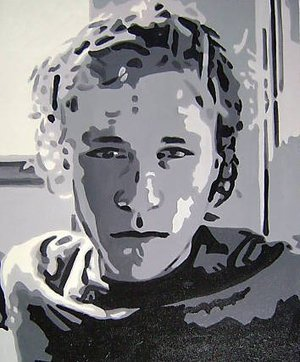 Reproduction oil paintings - Pop Art - Heath Ledger