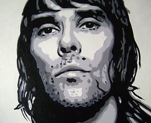 Reproduction oil paintings - Pop Art - Ian Brown Stone Roses