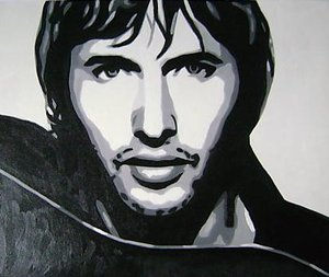 Reproduction oil paintings - Pop Art - James Blunt